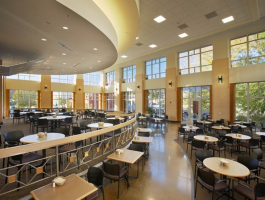 Ecu West End Dining Hall