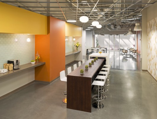 Inmar Corporate Headquarters by West & Stem Architects ...