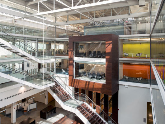 Inmar Corporate Headquarters By West Amp Stem Architects